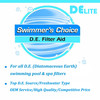 Diatomaceous Earth(D.E.) Filter Aid for Pool Filtration
