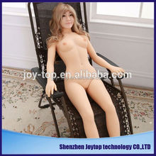 Mini silicone sex love doll / real sexy dolls silicone, Japan Sex Doll Vagina Picture for men 145CM