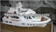 plastic funny toys/ ship model for gifts