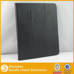 for ipad real genuine leather cover