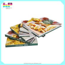 China Cook Book/Food Book/Culinary Book Printing