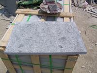 flamed and brushed blue limestone for sale