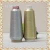 Standardized Management St type Gray silver/Fluorescent Golden Weaving Metallic Yarn