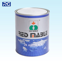 Car and Coating 2K Topcoat RED MABLE