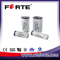 primary lithium battery for heat meter CR18505 2500mAh
