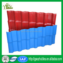 best selling products anti-impact synthetic resin roof tiles for civil building made in China
