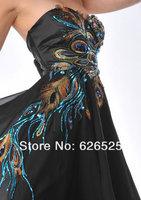 Платье на студенческий бал Dressbuy applqiue P017 Homecoming