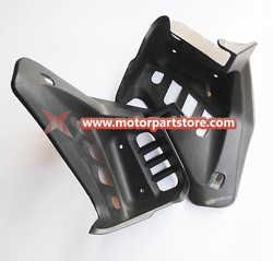 Left & right foot peg for 110cc to 125cc ATV