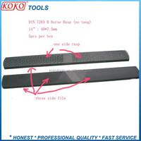 double used rasps and steel files combine rasp bars