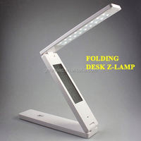 Portable LED Luminaire, Rechargeable Reading Lamp, Folding LED Reading Lamp