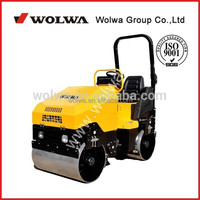 GNYL42B 1ton mini asphalt roller for sale for road surface reparation
