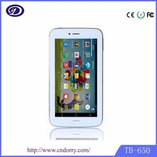 Android 4.2 Dual Sim 6.5 Inch Big Screen Mobile Phone With Dual Core