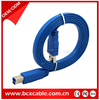 The New usb 3.0 cable accepting the package offered by the customer and the new product development