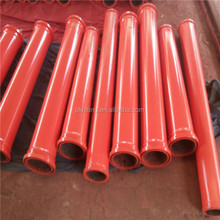 Concrete Pump Pipe Pipe (Hardened) With Twin Wall Ends