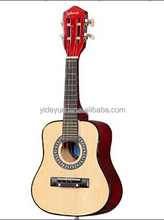 customized cheap basswood acoustic guitar