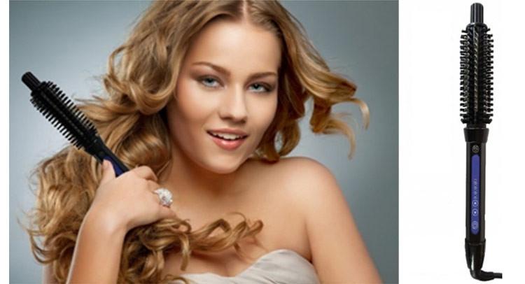 Утюжок для выпрямления волос Eb 22 electric hair brush
