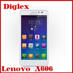 100% new 5.0inch Lenovo a606 Quad core Lenovo Mobile Phone 4g lte 512MB+4GB with play store