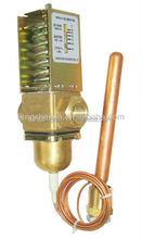Automatic Temperature controlled water flow control valve