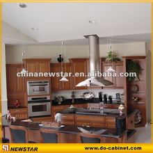 High gloss finish kitchen cabinets