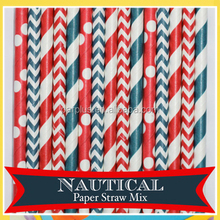 Factory Direct Paper Straws 100+ Themed Cocktail Drinking Straw Stirrer