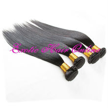 Exotichair ponytail hair bands virgin hair weft