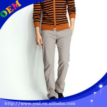 custom various types of mens trousers, latest style men pants 2014 wholesale