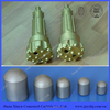 T38, R32 Drill Bit's Tungsten Carbide 92%WC,8%Co Button Bit
