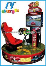 CY-RM16 2012 Racing car driving simulator game machine of carnival