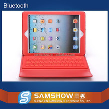 Flexible Silicone 9.7 Inch Pc Leather Tablets Cases Wireless Bluetooth Tablet Keyboard Case Micro Usb For Ipad Air 2
