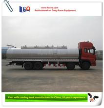 milking truck