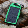 Direct manufacturer 5000mah waterproof portable solar charger for samsung
