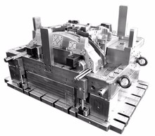hot sale vehicle plastic front bumper injection mould plastic car bumper mould making