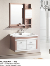2015 New arrival modern style wall mounted corner bathroom cabinet,mirror cabinet for sale (XM-1016)