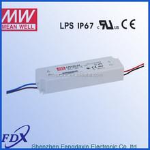 MEANWELL LED Driver 35W 12V C.V Class 2 LPV-35-12