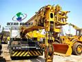 Usado grúa TADANO tr-250m, usados de japón de la grúa, 25 ton rough grúa
