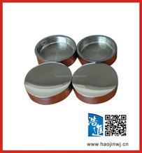 HJ-175 Wholesale price decorative mirror screw/decorative screw caps/mirror screw decorative cap