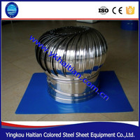 China New Industeial Sell Non Power Roof Ventilation Fan