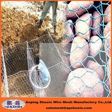 Cheap Retaining Wall Metal Wire Mesh Gabion Box Stone Cage