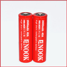 Newest High quality 18650 battery 3.7V 3100mAh Rechargeable Li-mn Battery with PCB red
