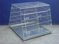 inclining metal pet supply for car