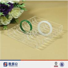wholesale alibaba acrylic displayer jewelry display , jade bangle stand