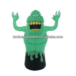 2013 Holleween Green Ghost Inflatables