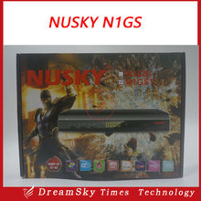 Nusky N1GS DVB-S2+ISDB-T or DVB-T2 Combo HD FTA IKS SKS Free for South America Support youtube,cccam,newcam,IPTV,3G,GPRS