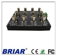 cctv video distributor amplifier splitter