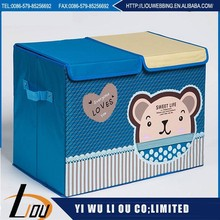 decorative folding storage box