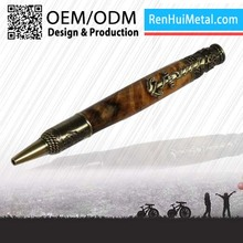 2015 Modern ODM/OEM wooden ball pen