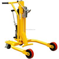 Hydraulic Foot Pump Type Handling Drum Truck 350KG Capacity