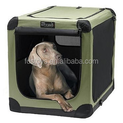 High quality custom Soft Sided Portable Dog Crate