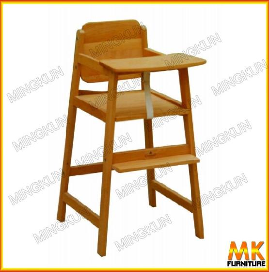 Muebles madera de haya de alta silla de alimentaci n del for Silla comedor para ninos