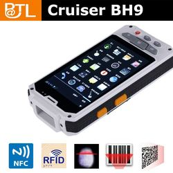 Cruiser BH9 otg RFID android tablet pc ip67 mobile rfid ip67 handheld rfid scanner